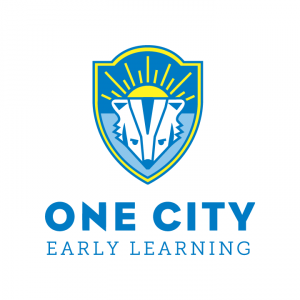 Logo reading One City Early Learning